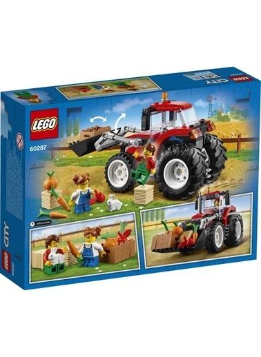 Lego 60287 Lego® City Traktör /148 Parça /+5 Yaş Renkli
